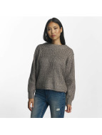 Pieces Pullover pcJoslyn gray