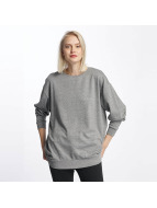 Pieces Pullover pcNoma Long gray