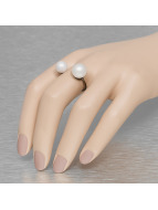 Pieces ring Cecil beige