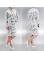 Pieces Robe Crana Long blanc