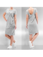 Pieces Robe pcBrigita gris