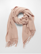Pieces Kial Long Scarf Cameo Rose