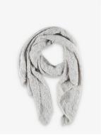 Pieces Sciarpa/Foulard pcPyron grigio