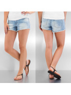 Pieces shorts Just Nell blauw