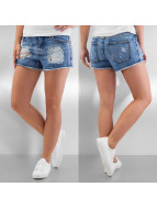 Pieces Shorts pcJust Taylor bleu