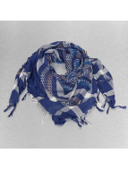Pieces sjaal pcThaithur blauw