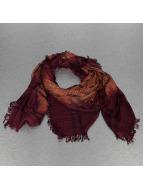 Pieces sjaal pcPipi Square bruin