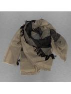 Pieces sjaal pcPenelope Sqare grijs