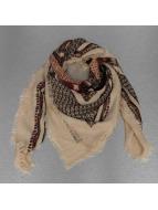 Pieces sjaal pcPilar Square grijs