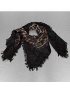Pieces sjaal pcPipi Square grijs
