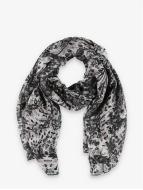 Pieces sjaal pcMarch grijs