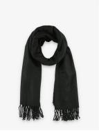 Pieces sjaal Kial Long zwart
