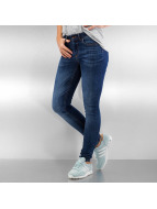 Pieces Skinny jeans PcFive Delly blå