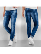 Pieces Skinny Jeans pcJust Rachael blau