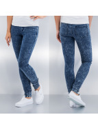 Pieces Skinny Jeans Just Jute Snow blau