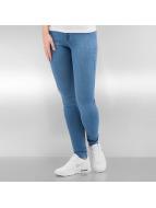 Pieces Skinny Jeans pcSkin Lucy blau