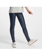 Pieces Skinny Jeans pcFive blau