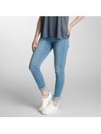Pieces Skinny Jeans pcFive Betty niebieski