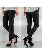 Pieces Skinny Jeans pcJust New Coar schwarz