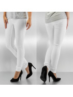 Pieces Skinny jeans Just Jute R.M.W. wit