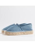 Pieces Sneakers pShaila Espadrillos S blå