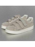 Pieces Sneakers pcSiri Suede Velcro grey