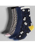 Pieces Socken pcEmmy 4 bunt