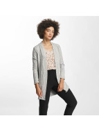 Pieces pcAmia Cardigan Light Grey Melange