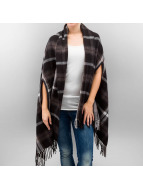 Pieces Strickjacke PcRylana Poncho schwarz