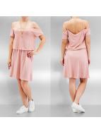 Pieces Sukienki pcBina rózowy