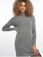 Pieces pcJane Long Wool Knit Medium Grey Melange