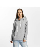 Pieces pcCille Hoody Light Grey Melange