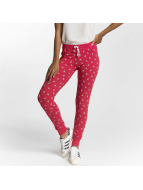 Pieces Sweat Pant pcCailin red