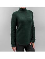 Pieces Swetry pcFanny zielony