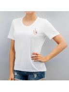 Pieces T-Shirt pcVinnie blanc