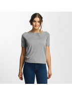 Pieces t-shirt pcLaurel grijs