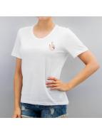 Pieces t-shirt pcVinnie wit