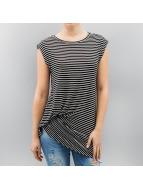 Pieces t-shirt pcTilla Knot zwart