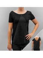 Pieces t-shirt pcDeccla zwart