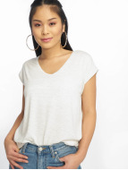 Pieces T-shirts pcBillo hvid