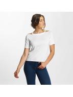 Pieces T-skjorter pcLaurel hvit