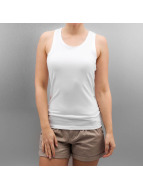 Pieces Tanktop pcSirene wit