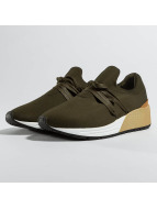 Pieces psMary Sneakers Dark Olive