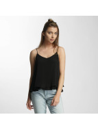 Pieces Top pcKarlie schwarz