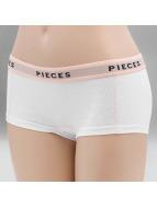 Pieces Underkläder pcLogo vit