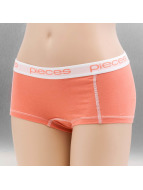 Pieces Underwear pcLogo oransje