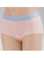 Pieces Underwear pcLogo rosa
