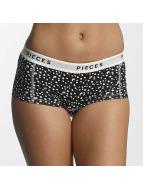 Pieces Underwear pcLogo Lady svart