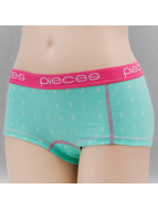 Pieces Underwear PCLogo turquoise