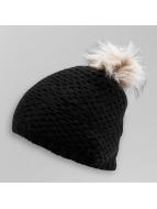 Pieces Winter Bonnet pcPansi black